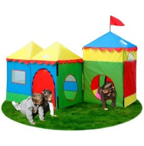 Gigatent Kids Camelot Village Play Tent