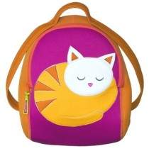 Cat Nap Backpack by Dabbawalla