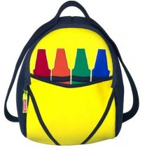 Color My World Backpack by Dabbawalla