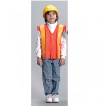 Construction Vest Role Play Costumes By Children's Factory