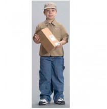 Delivery Person Role Play Costumes By Children's Factory