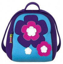 Flower Power Backpack by Dabbawalla