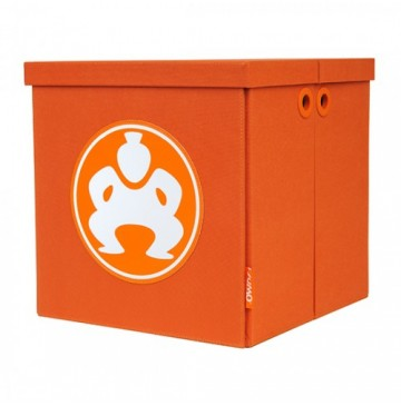 "Folding Toy Box Furniture Cube 14"" Orange - folding-furniture-cube-orange-360x365.jpg"