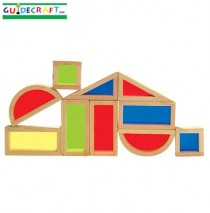 Rainbow Blocks Set -10 Pcs