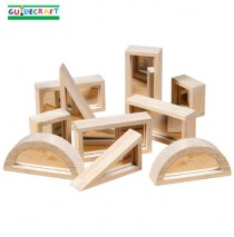 Mirror Blocks Set -10 Pcs