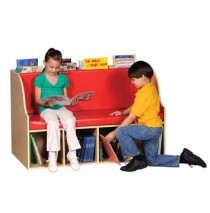 Guidecraft Sit & Store Reading Center