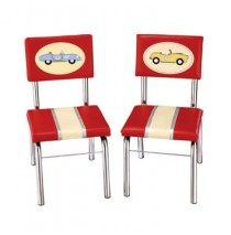 Retro Racers Retro Racers Extra Chairs (Set of 2)