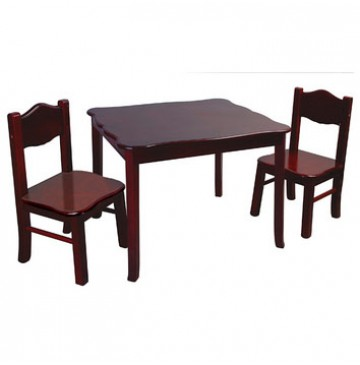 Guidecraft Classic Espresso Table & Chairs Set - g86202-360x365.jpg