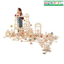 Classroom Unit Wooden Blocks 170 PCS