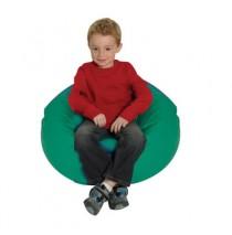 Round Bean Bags - Green