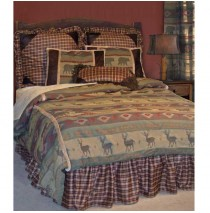Heartland Bedding Ensemble By Carstens Home Collection