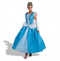 Cinderella Prestige Adult Costume -Standard One-Size