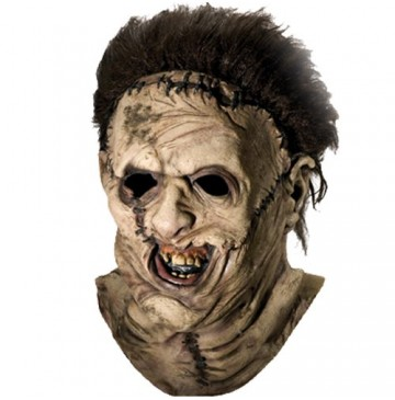 Leatherface Deluxe Mask -One Size - 17710-360x365.jpg
