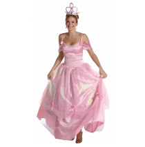 Pink Princess Adult Costume -6-10