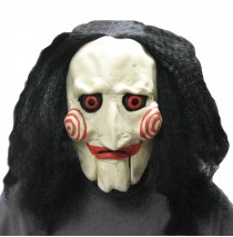Saw Puppet Mask   -One Size