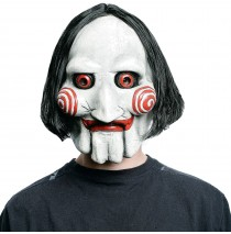 Saw Jigsaw Mask -One Size