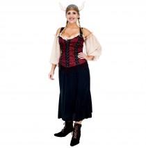 Valkyerie Adult Plus Costume
