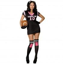 Tackle Me Adult Plus Costume -3X/4X