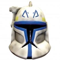 Star Wars Clone Wars Clone Trooper Leader Rex 1/2 Mask -One Size