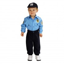 Jr. Police Officer Suit Infant / Toddler Costume