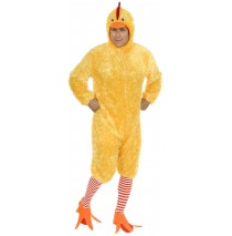 Chicken Adult Costume -Large