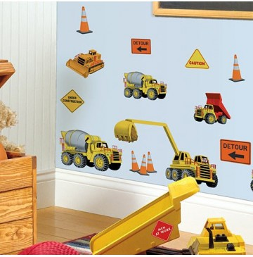 """Construction Removable Wall Decorations -"""" - 41824-360x365.jpg"""