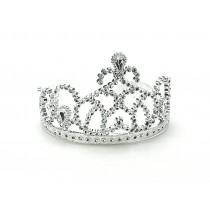 "Silver Princess Tiara -"""