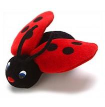 "Ladybug Bean Bag -"""