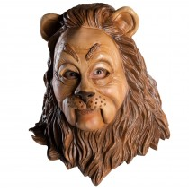 The Wizard of Oz Cowardly Lion Deluxe Adult Mask -One-Size