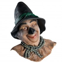 The Wizard of Oz Scarecrow Deluxe Adult Mask -One-Size