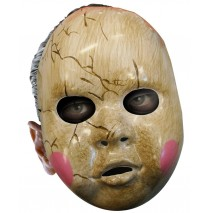 Baby Doll Adult Mask -One Size