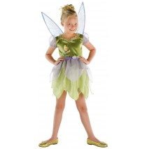 Tink And The Lost Treasures Classic Toddler / Child Costume -Medium (7-8)