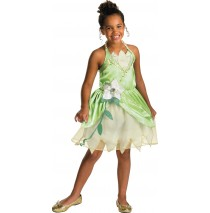 The Princess and the Frog Tiana Classic Toddler / Child Costume -Medium (7-8)