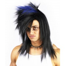 Anime Rocker Wig -One-Size