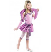 Purple Passion Fairy Child Costume -Large (10/12)