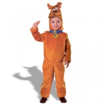 Scooby Doo Deluxe Child Costume -Small