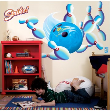 """Bowling Giant Wall Decals -"""" - 64570-360x365.jpg"""