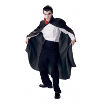 Vampire Adult Cape -One-Size