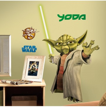 "Yoda Removable Wall Decorations -"" - 66800-360x365.jpg"