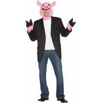Pig Accessory Kit (Adult) -One Size Fits Most Adults