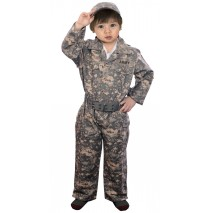 Jr. Camouflage Infant / Toddler Costume -18 Months
