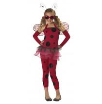 Sweet Love Bug Child Costume -Plus (8-10)