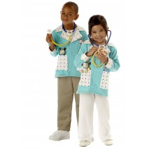 Make A Wish Foundation - Veterinarian Toddler Costume -4-6