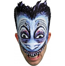 Clive Barker - Man & Lion Paper Adult Masks -One-Size