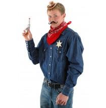 Mini Cowboy Accessory Kit (Child) -One-Size