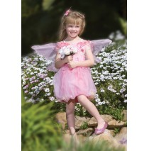 Garden Flower Fairy Toddler/Child Costume