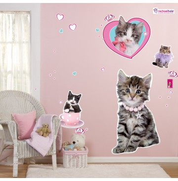"rachaelhale Glamour Cats Giant Wall Decals -"" - 76471-360x365.jpg"
