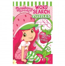 Strawberry Shortcake Word Search Puzzle Books and Crayons -""