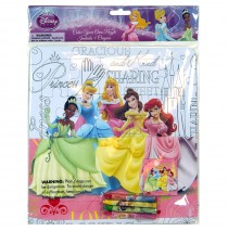 Disney Princess Color Your Own Puzzle -""
