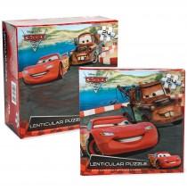 """Disney Cars 2 Lenticular Puzzle -"""""""